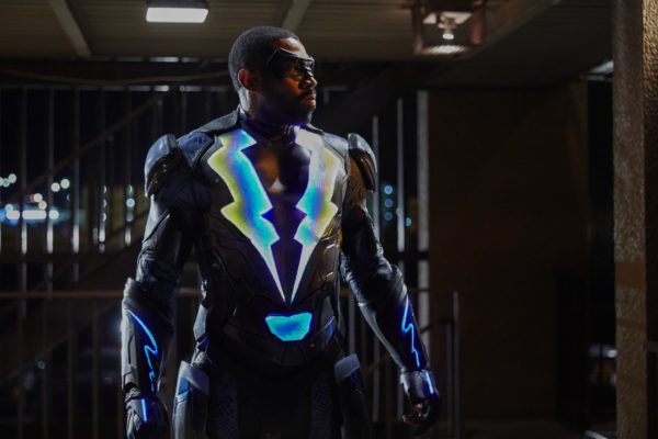 A new kind of superhero – BLACK LIGHTNING
